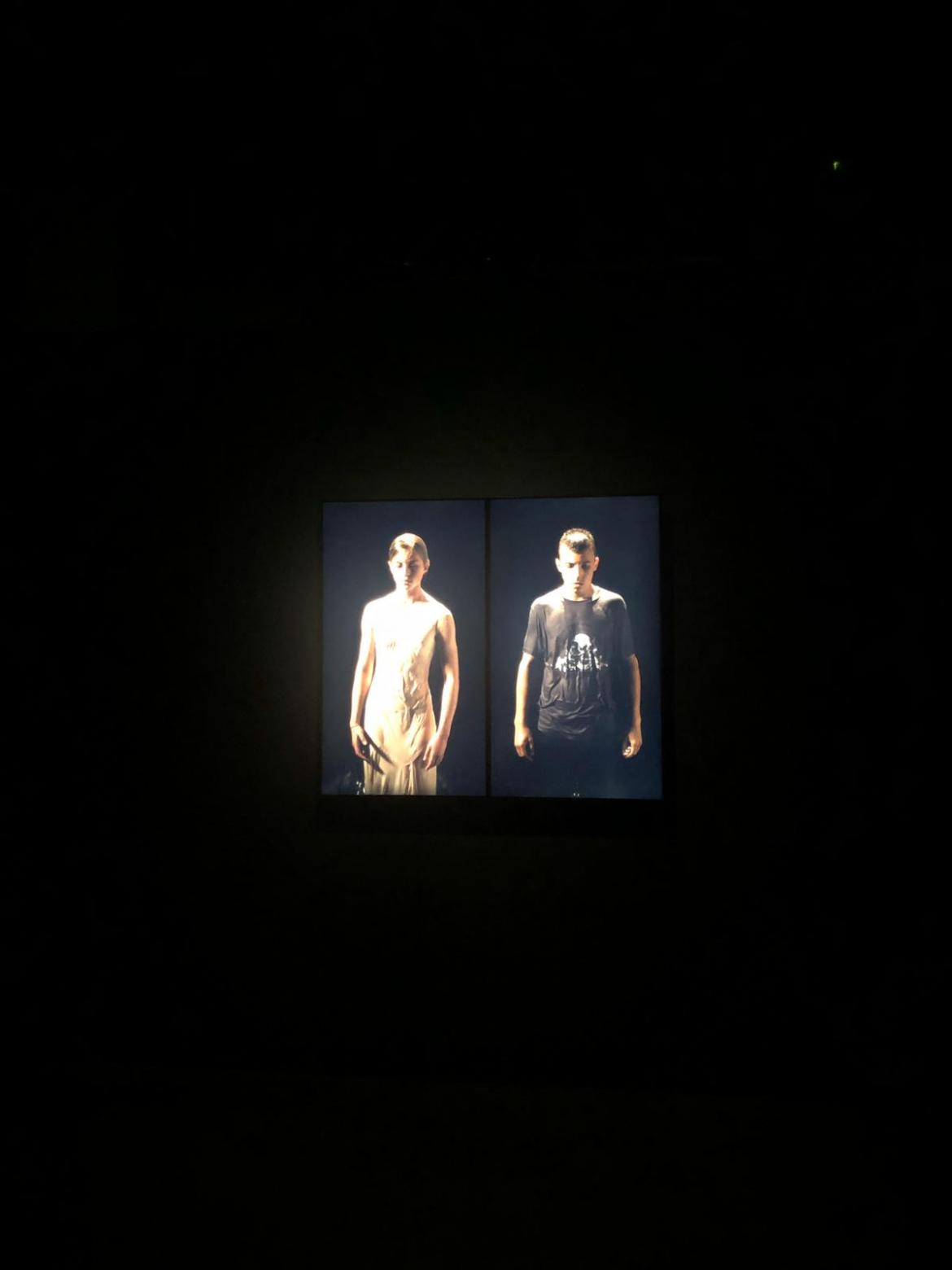 obra Bill Viola a Madrid